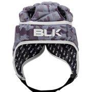 BLK-EXOTEK-HEADGUARD-Casque-de-Rugby-Grande-absorption-des-chocs-Lanire-ajustable-camouflage-0-1