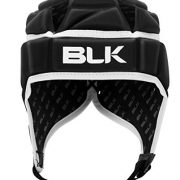 BLK-EXOTEK-HEADGUARD-Junior-Casque-de-Rugby-Grande-Absorption-des-Chocs-Lanire-Ajustable-Noir-0-1