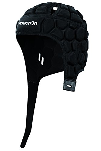 Macron-via-Sportkluft-Helmet-XE-Casque-de-Rugby–avec-Rembourrage-de-Protection-ML-Camouflage-grn-Gelb-0-1