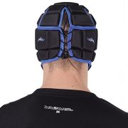 OPTIMUM-Hedweb-Classic-Tribal-Casques-de-Protection-Garon-NoirBleu-13-14-Ans-0-7