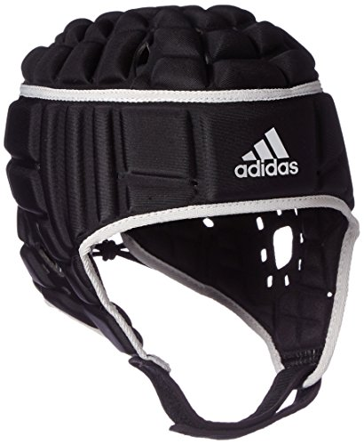 Adidas-HEADGUARD-Casque-de-rugby-Homme-BlackMatte-Silver-FR-S-Taille-Fabricant-S-0