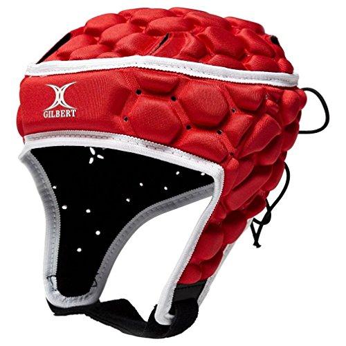 Falcon-200-casque-de-protection-de-Rugby-pour-enfants-Rouge-Rouge-Medium-0